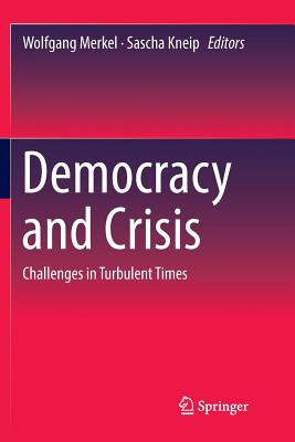 Democracy and Crisis: Challenges in Turbulent Times-cover