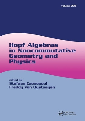 Hopf Algebras in Noncommutative Geometry and Physics-cover