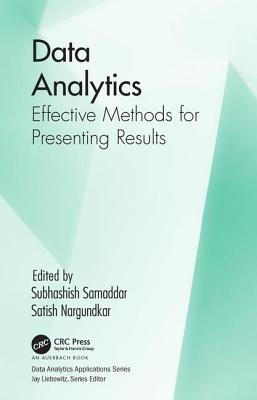 Data Analytics: Effective Methods for Presenting Results-cover