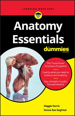 Anatomy Essentials for Dummies-cover