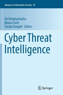 Cyber Threat Intelligence-cover