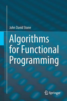 Algorithms for Functional Programming -cover