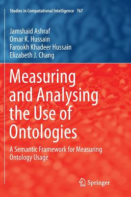 Measuring and Analysing the Use of Ontologies: A Semantic Framework for Measuring Ontology Usage-cover