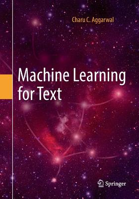 Machine Learning for Text-cover
