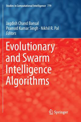 Evolutionary and Swarm Intelligence Algorithms-cover