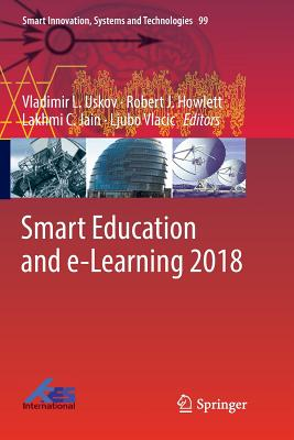 Smart Education and E-Learning 2018-cover