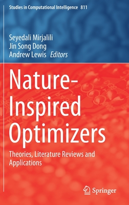 Nature-Inspired Optimizers: Theories, Literature Reviews and Applications-cover