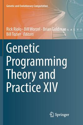 Genetic Programming Theory and Practice XIV-cover