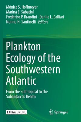 Plankton Ecology of the Southwestern Atlantic: From the Subtropical to the Subantarctic Realm-cover
