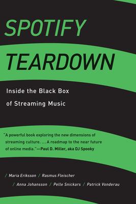 Spotify Teardown: Inside the Black Box of Streaming Music-cover