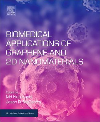 Biomedical Applications of Graphene and 2D Nanomaterials-cover
