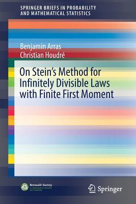 On Stein's Method for Infinitely Divisible Laws with Finite First Moment-cover