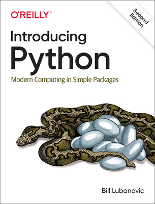 Introducing Python: Modern Computing in Simple Packages, 2/e (Paperback)-cover