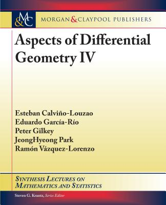 Aspects of Differential Geometry IV-cover
