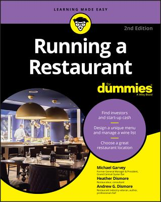 Running a Restaurant for Dummies-cover