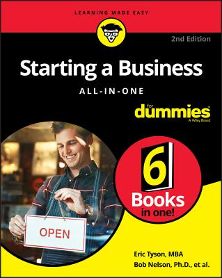Starting a Business All-In-One for Dummies-cover