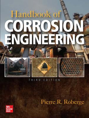 Handbook of Corrosion Engineering, Third Edition-cover