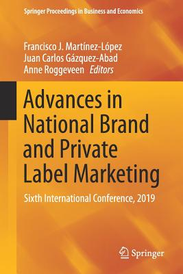 Advances in National Brand and Private Label Marketing: Sixth International Conference, 2019-cover