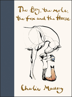 The Boy, the Mole, the Fox and the Horse-cover