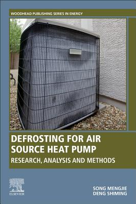 Defrosting for Air Source Heat Pump: Research, Analysis and Methods-cover