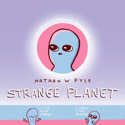 Strange Planet-cover