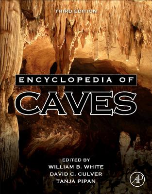 Encyclopedia of Caves-cover