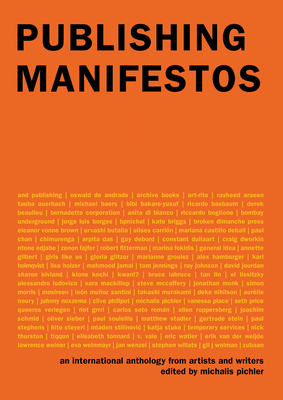 Publishing Manifestos: An International Anthology from Artists and Writers-cover