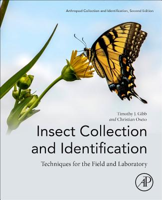 Insect Collection and Identification: Techniques for the Field and Laboratory-cover
