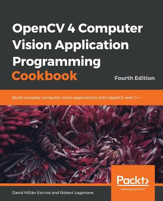 OpenCV 4 Computer Vision Application Programming Cookbook-cover