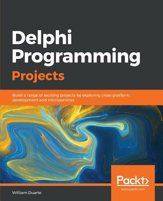 Delphi Programming Projects-cover