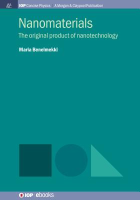 Nanomaterials: The Original Product of Nanotechnology-cover