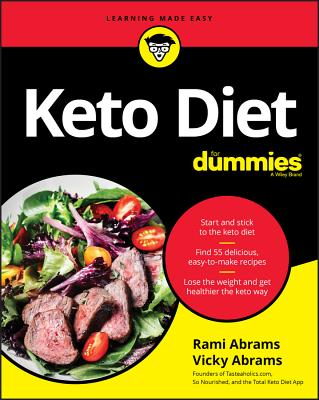 Keto Diet for Dummies-cover