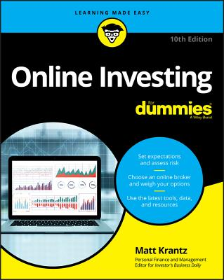 Online Investing for Dummies-cover