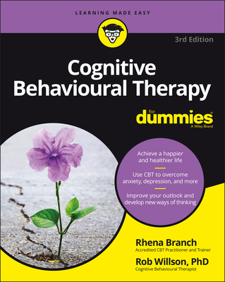 Cognitive Behavioral Therapy for Dummies-cover