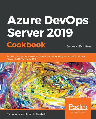 Azure DevOps Server 2019 Cookbook-cover