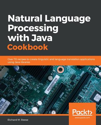 Natural Language Processing with Java Cookbook-cover