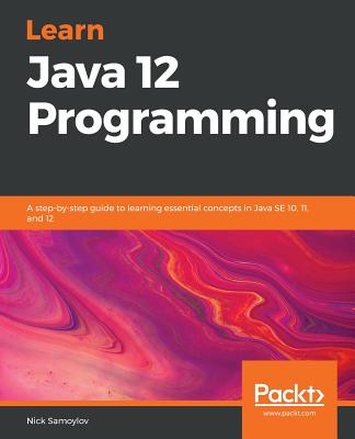 Learn Java 12 Programming-cover
