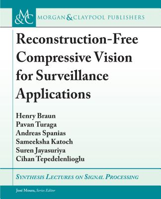 Reconstruction-Free Compressive Vision for Surveillance Applications-cover