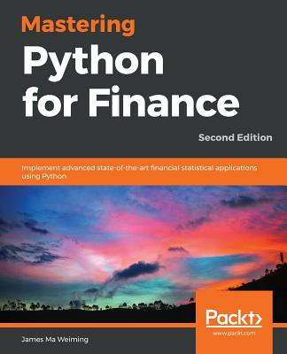Mastering Python for Finance-cover