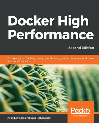 Docker High Performance, Second Edition-cover
