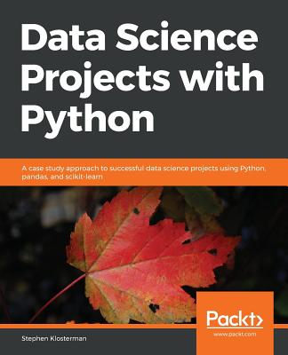 Data Science Projects with Python-cover