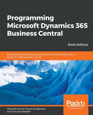 Programming Microsoft Dynamics 365 Business Central - Sixth Edition-cover