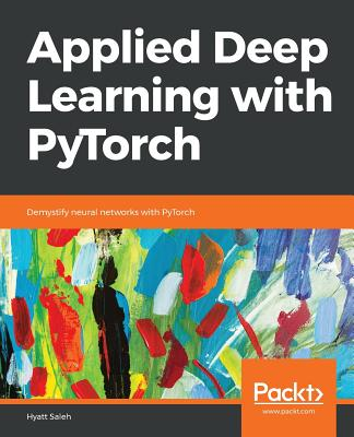 Applied Deep Learning with PyTorch-cover