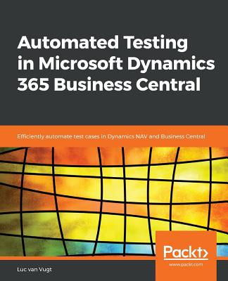 Automated Testing in Microsoft Dynamics 365 Business Central