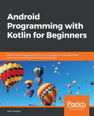 Android Programming with Kotlin for Beginners-cover