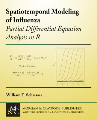 Spatiotemporal Modeling of Influenza: Partial Differential Equation Analysis in R-cover