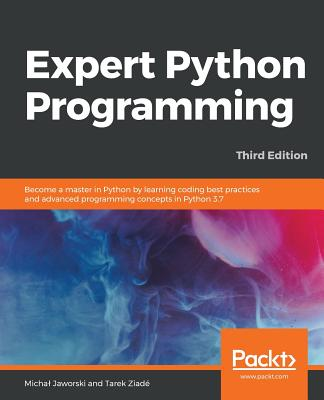 Expert Python Programming-cover