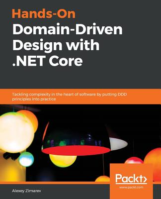 Hands-On Domain-Driven Design with .NET Core (Paperback)-cover