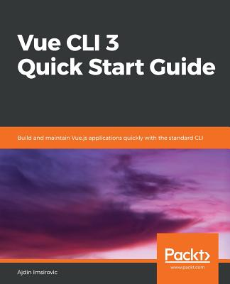 Vue CLI 3 Quick Start Guide-cover
