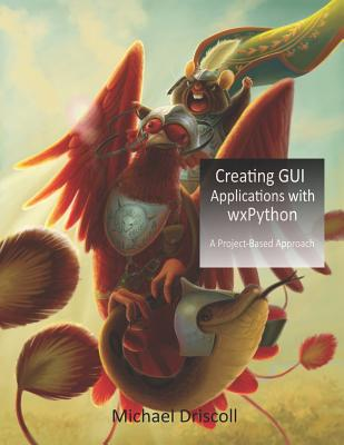 Creating GUI Applications with wxPython-cover